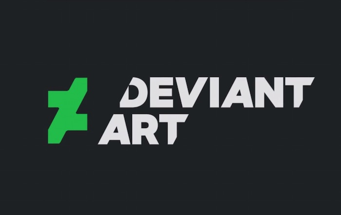 deviantart nuevo logo