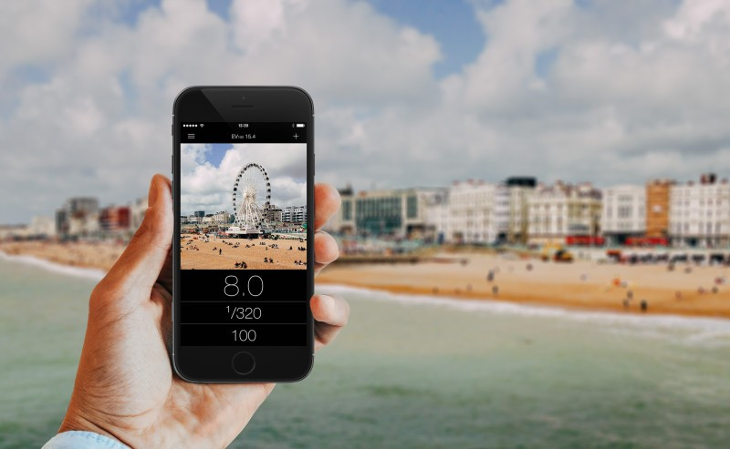 lumu medidor de luz para iPhone gratis