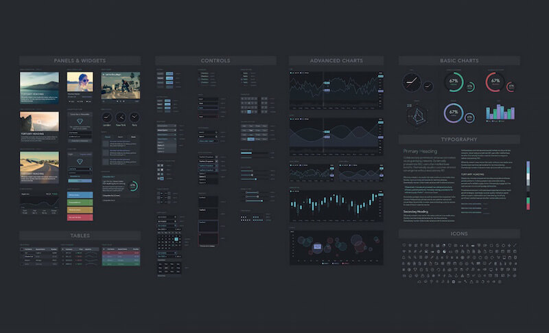matter UI Kit template