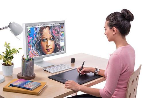 mejores tutoriales photoshop 2014 configurar wacom