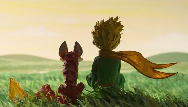 Primer trailer de la película de El Principito - Frogx Three
