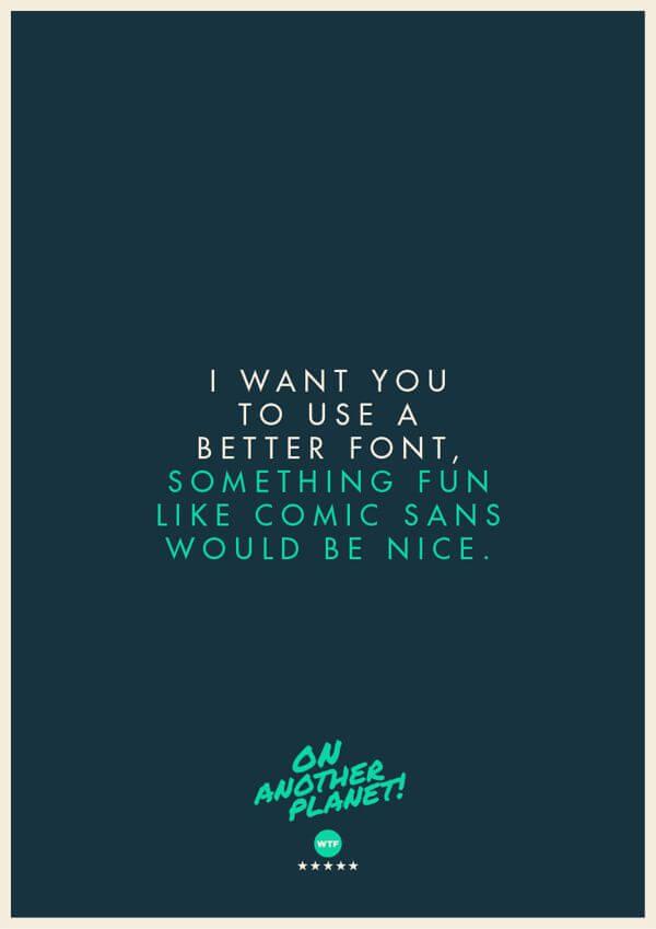 posters el cliente siempre tiene la razon 3