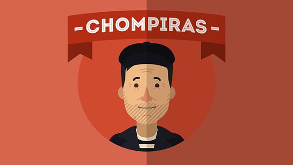 tributo chespirito animacion chompiras