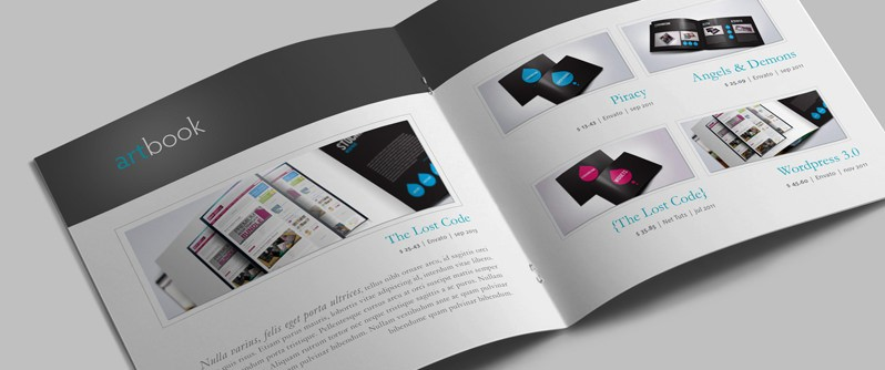 40 templates indesign gratis para descargar