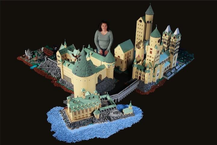 Castillo de Hogwarts img 1
