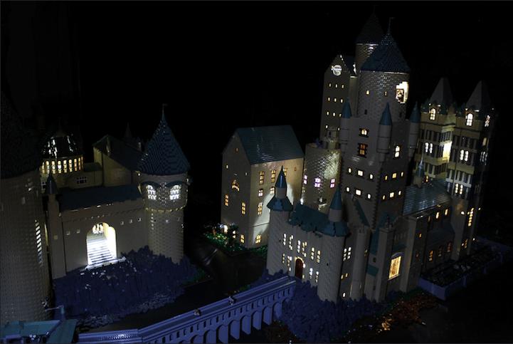 Castillo de Hogwarts img 10