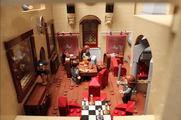 Castillo de Hogwarts img 4