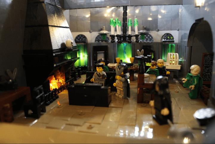 Castillo de Hogwarts img 5