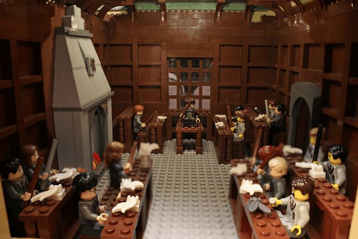 Castillo de Hogwarts img 6