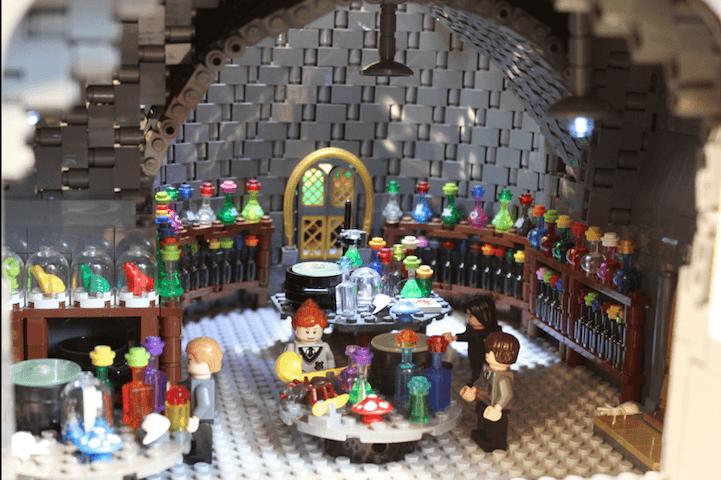 Castillo de Hogwarts img 7