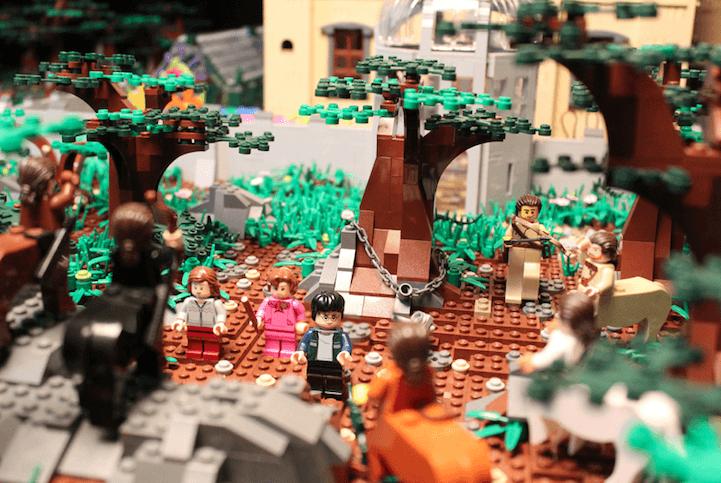 Castillo de Hogwarts img 9