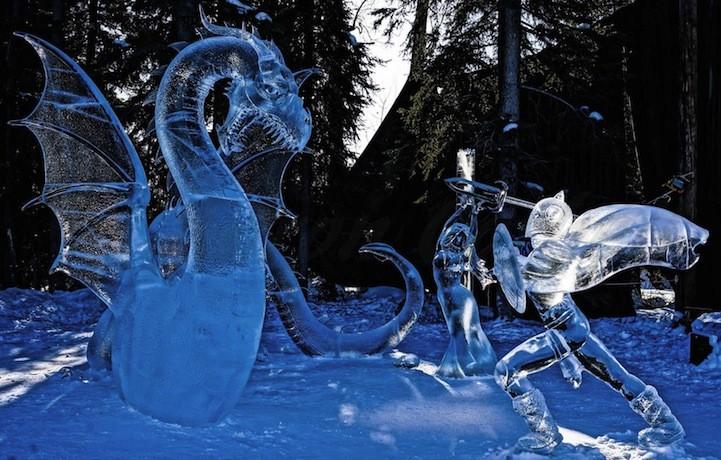 esculturas de hielo img 1