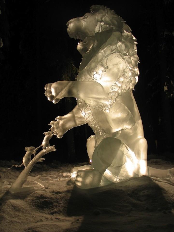esculturas de hielo img 4