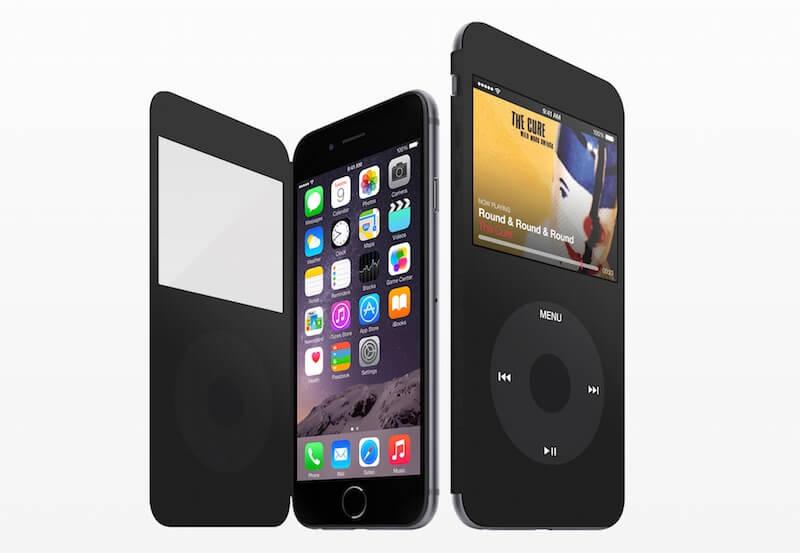 ipodcover convertir iphone ipod 1