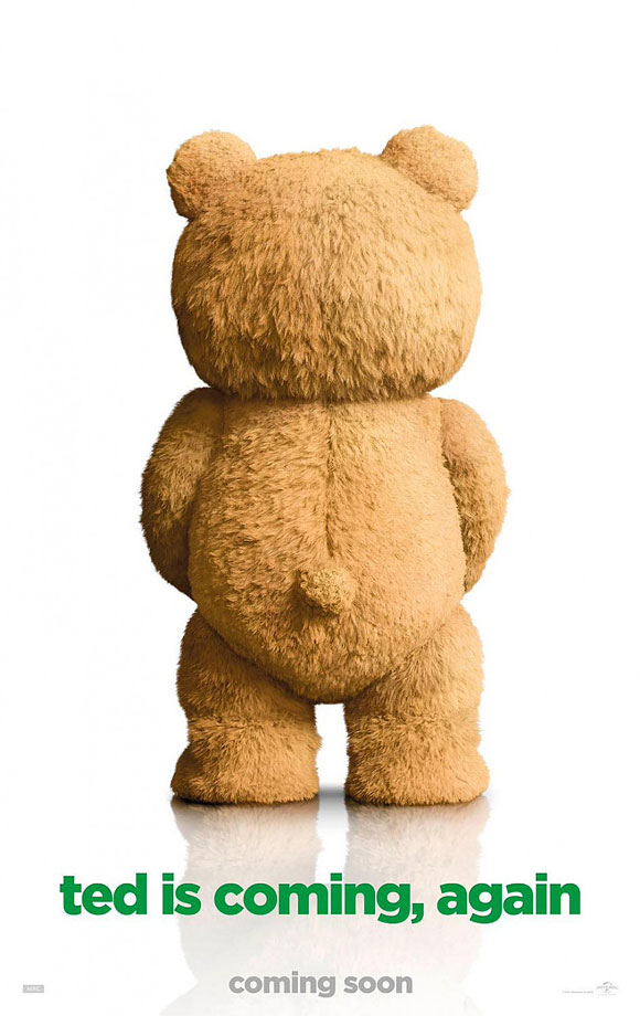 pelicula ted 2 poster