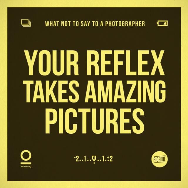 Tú cámara tomar muy buenas fotos.