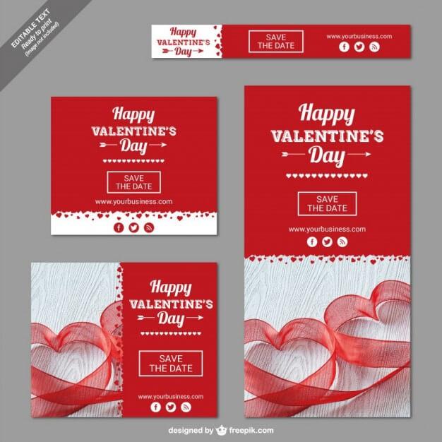 vectores tarjetas san valentin img 5