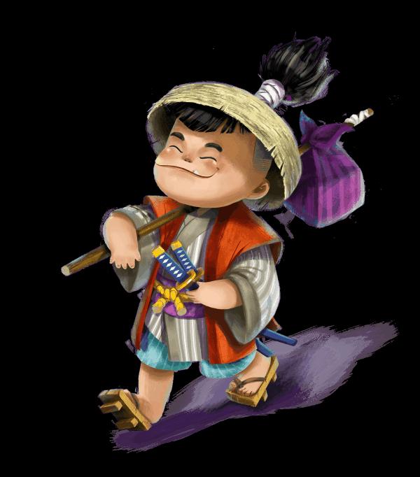disenos personajes Dung_ho 3