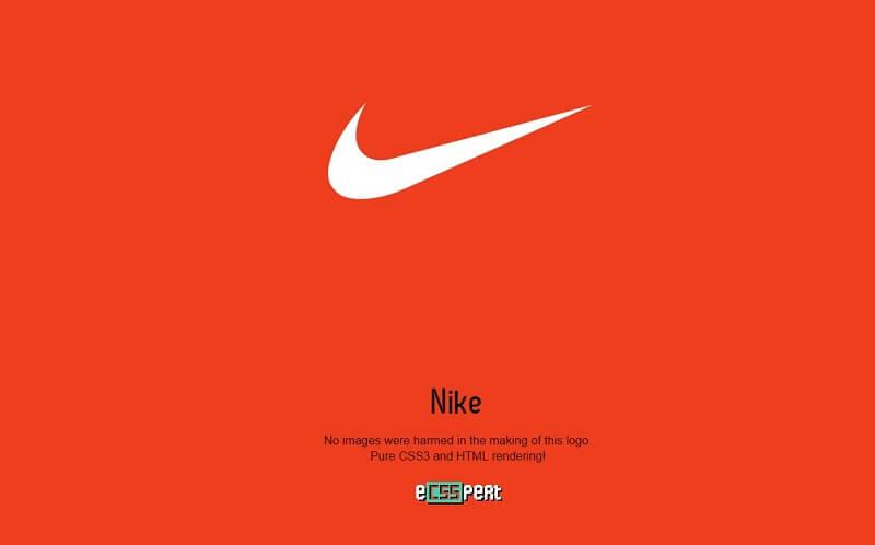 logos css nike