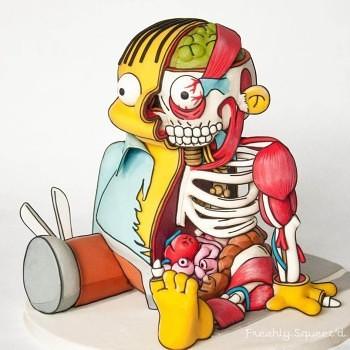 pastel_ralph_anatomia_los_simpsons 1