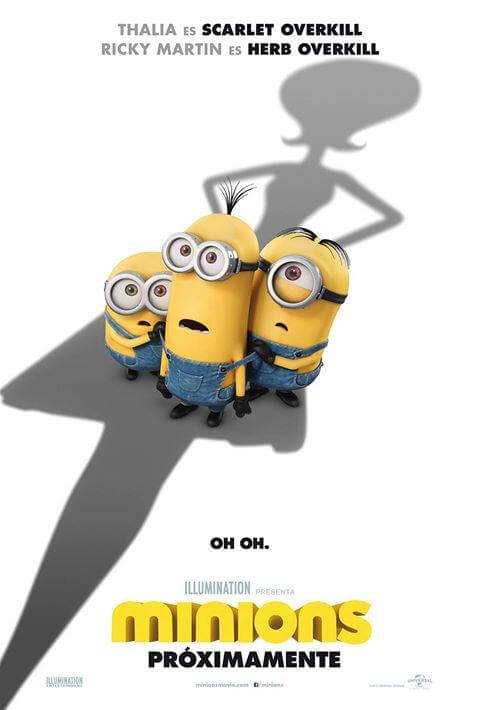 poster minions