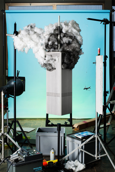 Ataque terrorista de Septiembre 2011 contra las torres gemelas de Nueva York (Wall Trade Center)