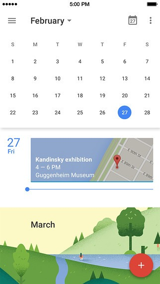 Google calendar iphone img 2