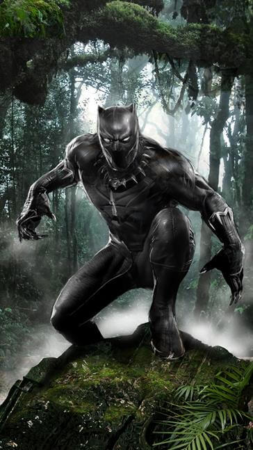 John Gallagher comics black panther