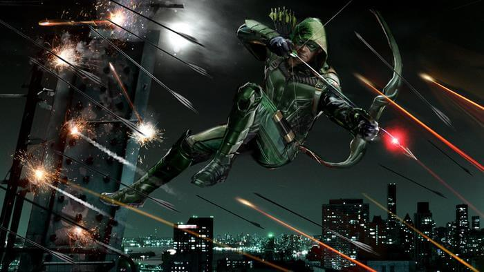 John Gallagher comics green arrow