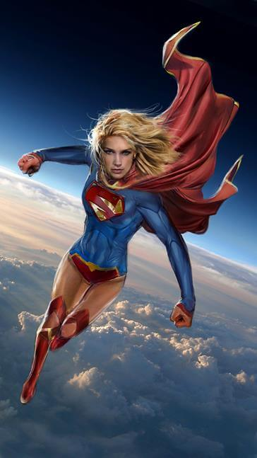 John Gallagher comics supergirl