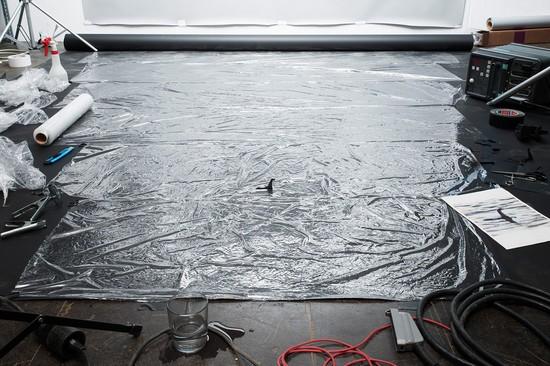 Representación de la famosa foto de Nessie, el monstruo del lago Nes, foto que hasta la actualidad es un misterio.