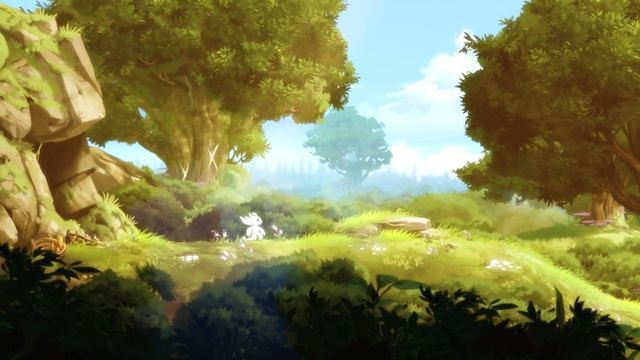 Ori and the Blind Forest img 8