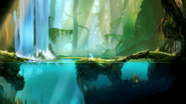 Ori and the Blind Forest img 9