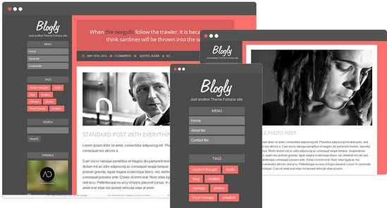 Blogly Lite WordPress Theme