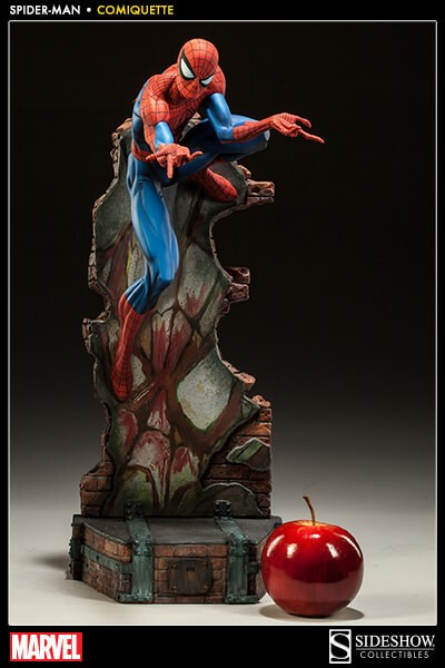 coleccionables spider man j scott campbell img 2