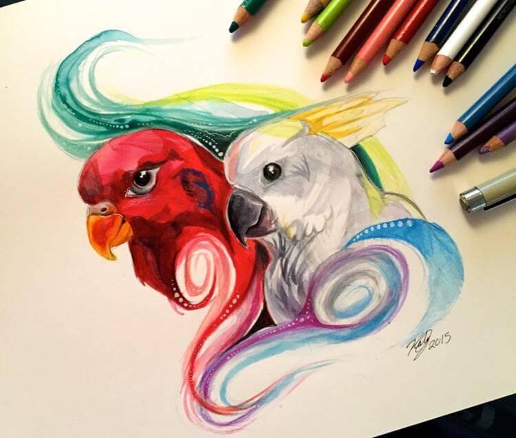 dibujos Katy Lipscomb img 5