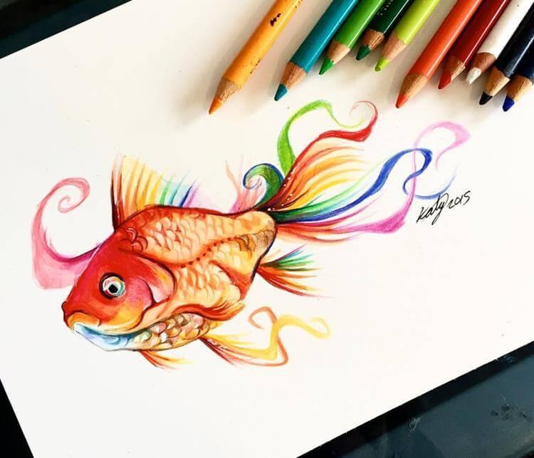 Hermosos Dibujos A Lpiz Por Katy Lipscomb