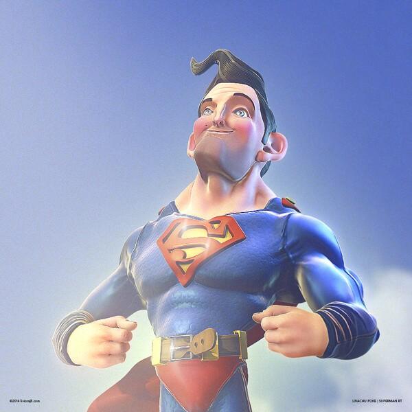 diseno 3D personajes Livio Rajh img 1