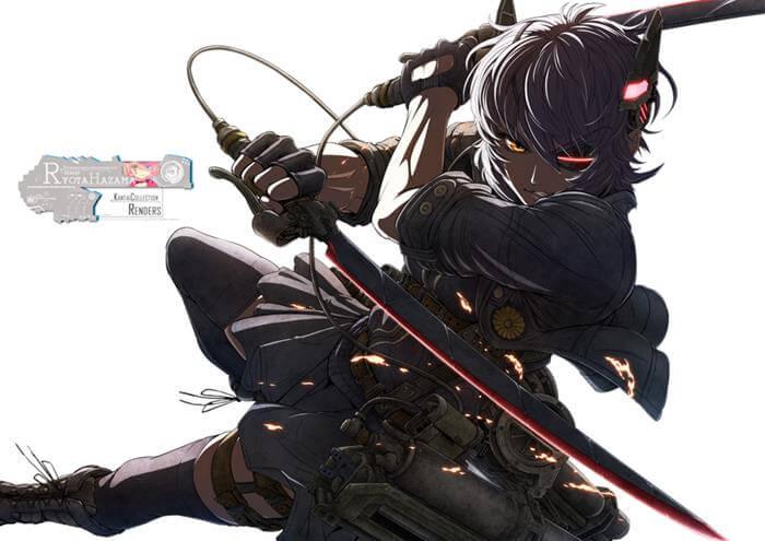 disenos animer Ryota Hazama img 2