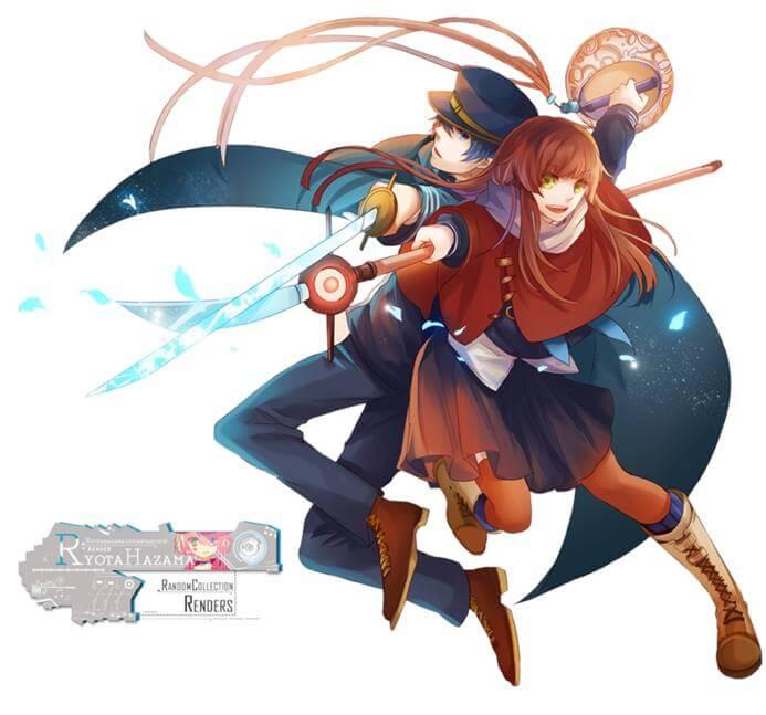 disenos animer Ryota Hazama img 9