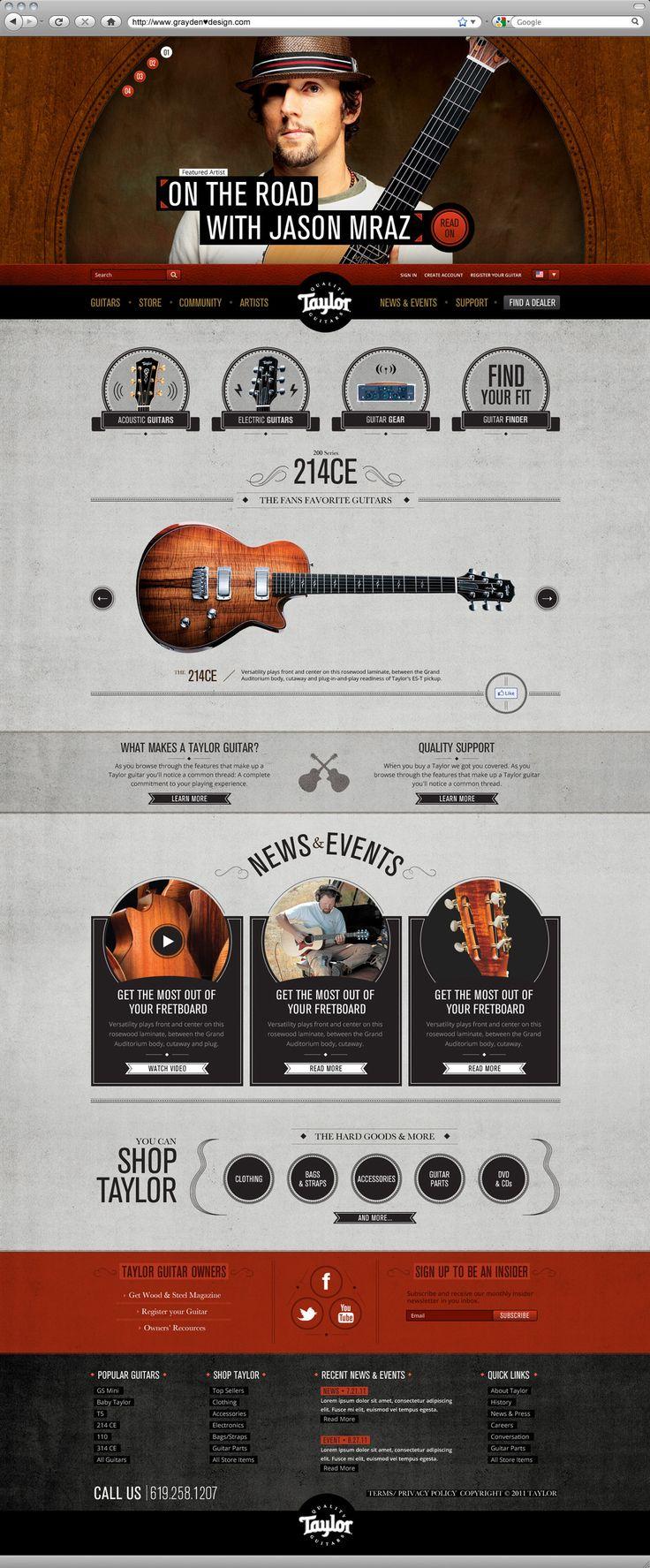 Taylor Guitar's