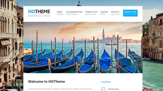 HoTheme WordPress