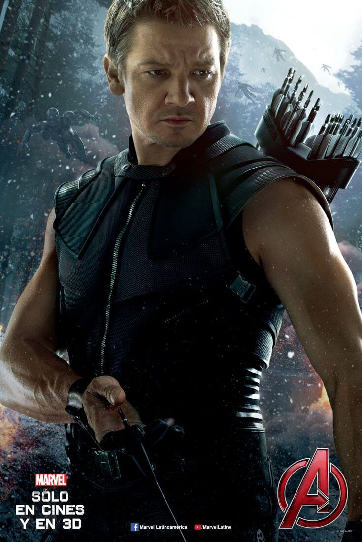 poster oficial hawkeye