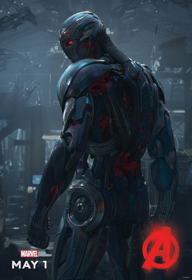 poster oficial ultron