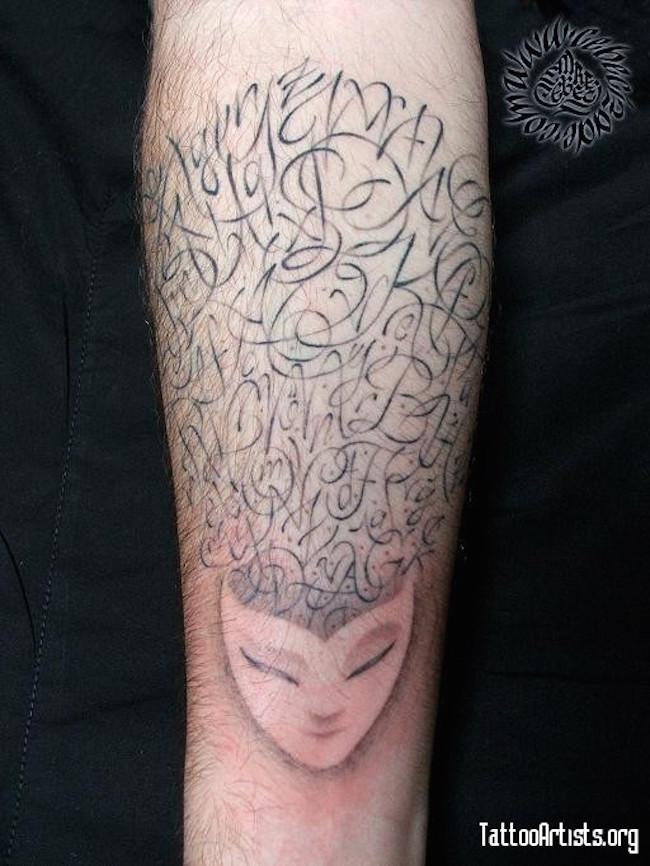 tatuajes tipograficos img 34