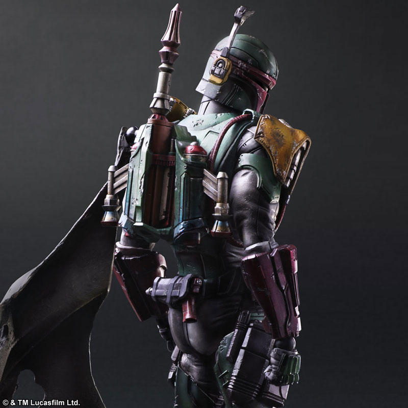 Square Enix personajes Star Wars img 1