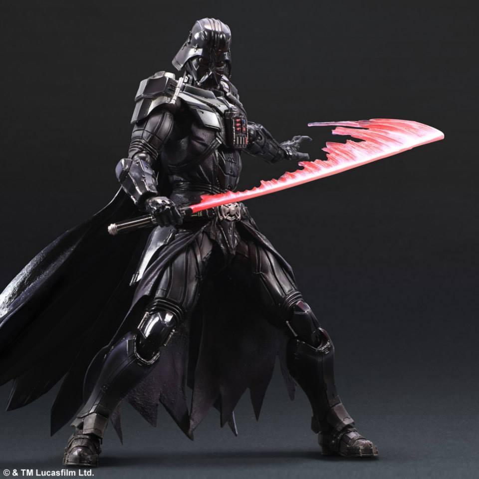 Square Enix personajes Star Wars img 6