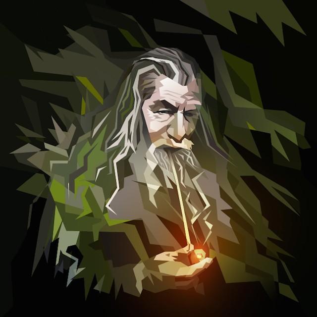 The Hobbit - Gandalf