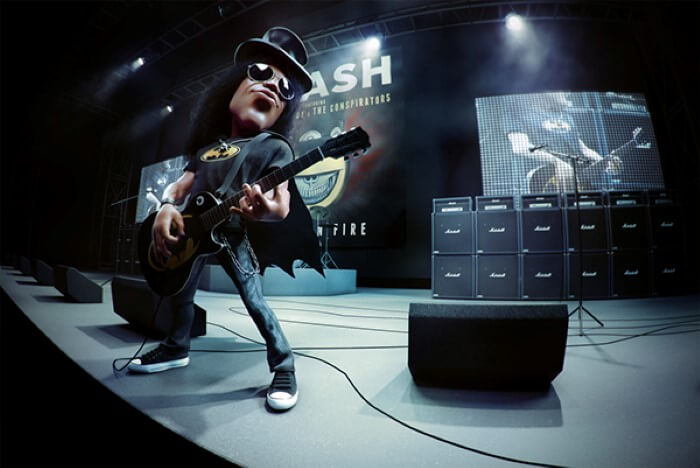 Guzz Soares slash