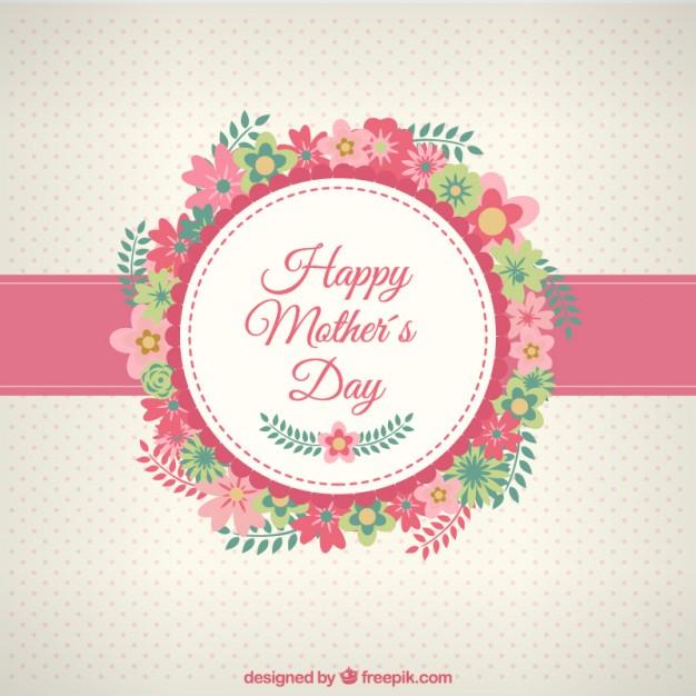 vectores tarjetas dia de las madres 10
